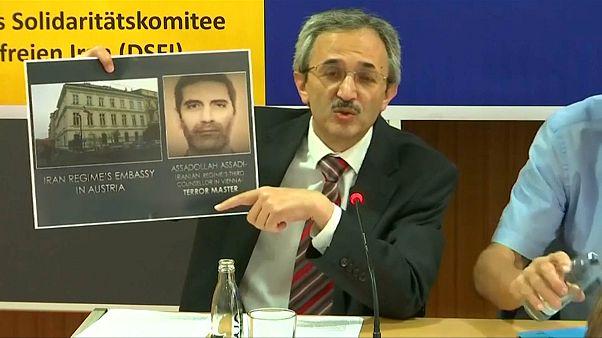 محكمة ألمانية تصادق على تسليم دبلوماسي إيراني خطط لهجوم على المعارضة الإيرانية في باريس