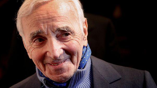 Ultime sortie de scène : Charles Aznavour est mort à 94 ans