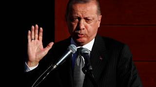 Erdoğan: Rahibi bahane edip yaptırım uygulamaya kalkan çarpık anlayışla mücadelede kararlıyız