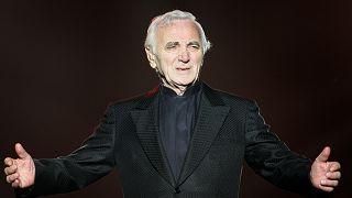 Trauer um Charles Aznavour (94†)