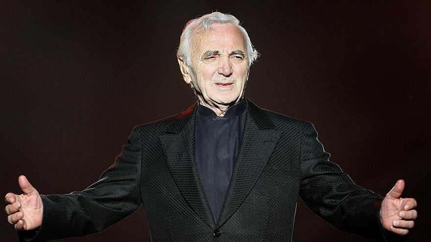 French singer Charles Aznavour dies at 94