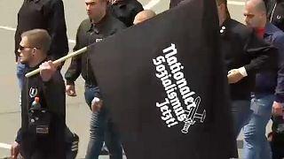 Terrorgyanúval szállt ki a német rendőrség