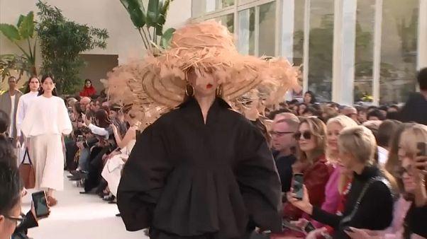 Semana da Moda de Paris: Valentino