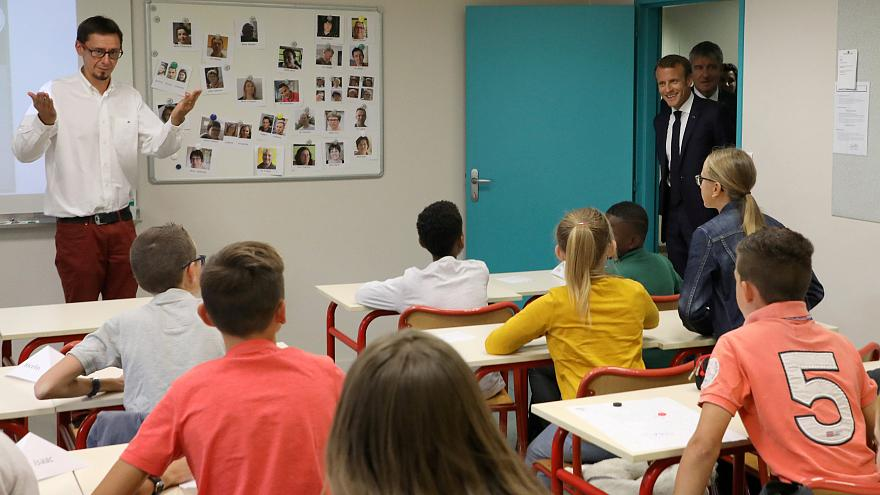Are French schools failing their brightest children?