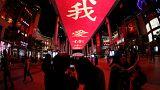 69 Jahre Volksrepublik China: Feiern und Proteste