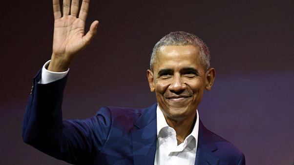 نصف مليون دولار مقابل صورة مع باراك أوباما