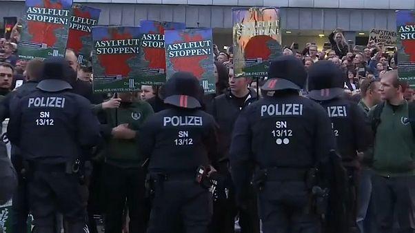 """Alemanha prende elementos de grupo da extrema-direita """"Revolução Chemnitz"""""""