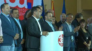 Belebukhat az érvénytelen népszavazásba Zaev kormánya