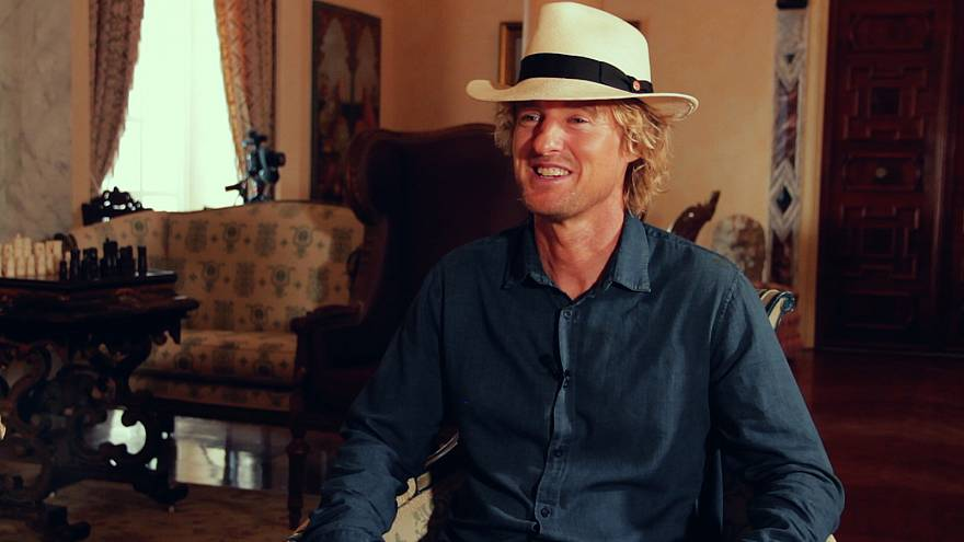 Owen Wilson describes toughest time of his career and reveals favourite film