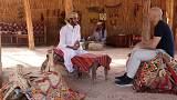 Modern Bedouins show another side to El Gouna luxury resort