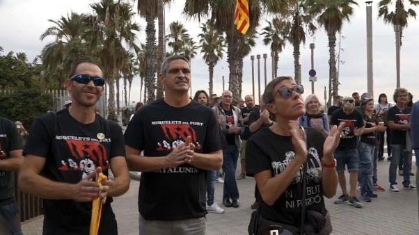 Katalónia: rendőri brutalitásról beszélnek az emlékezők