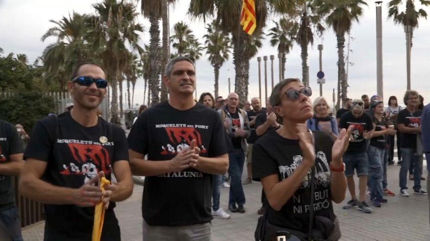 Les indépendantistes catalans se souviennent