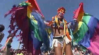 Gay Pride in Rio: Bunt aber auch politisch