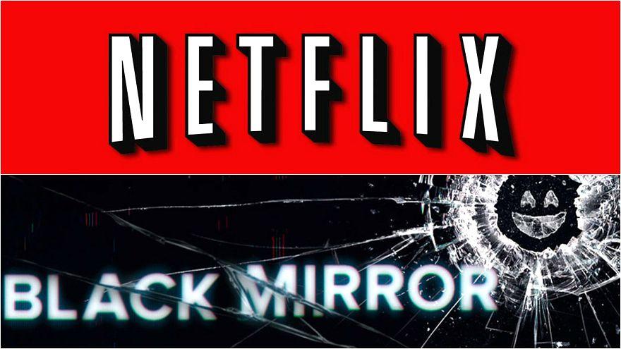 Netflix'in Black Mirror dizisi sonunu izleyecinin belirleyeceği bölümle dönüyor