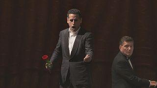 O que sente um tenor quando entra em palco?