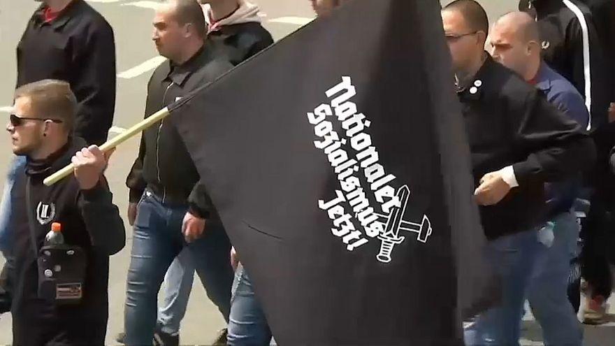 """Аресты активистов """"революции Хемниц"""""""