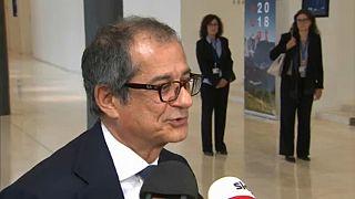Eurogruppo: occhi puntanti sulle finanze italiane