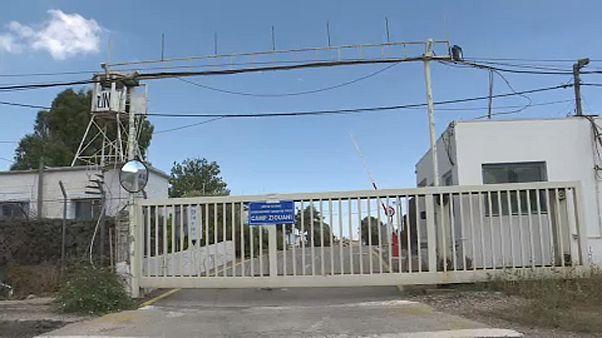 شاهد: إسرائيل مستعدة لفتح معبر القنيطرة في الجولان والقبعات الزرقاء تعيد تأهيله