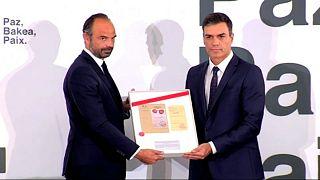 """Espanha e França celebram """"vitória"""" sobre a ETA"""