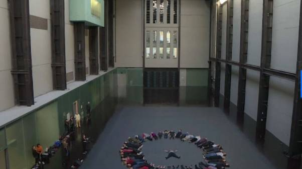 Watch: Tear-inducing art aims to encourage empathy towards migrants