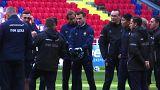 ЦСКА готовится дать отпор чемпионам