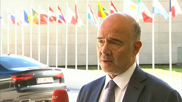 Euro-Finanzminister wegen Italiens Schuldenplänen in Sorge