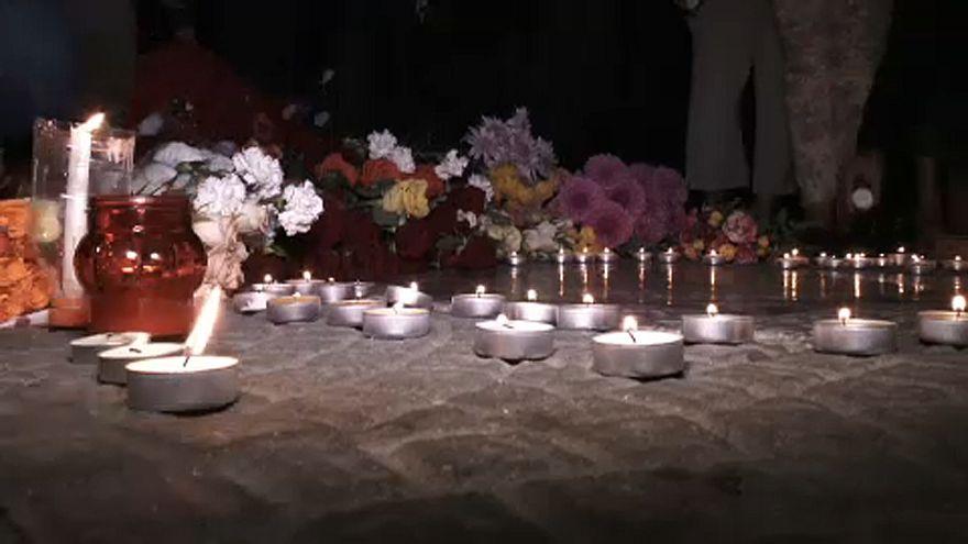 مراسم لتكريم عملاق الغناء الفرنسي الراحل أزنافور في بلده الأصلي أرمينيا