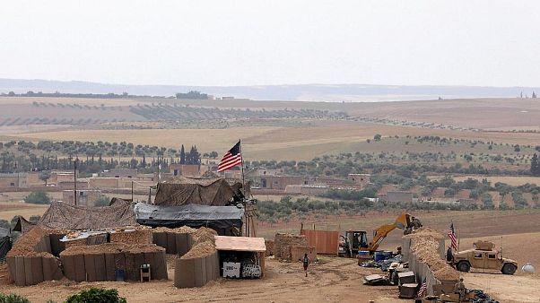 Menbiç: Türk ve Amerikalı askerlerin ortak devriyesi için eğitime başlandı