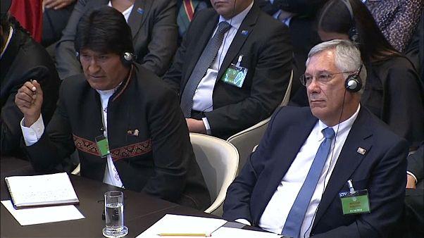 Em Haia, Bolívia perde batalha marítima contra o Chile