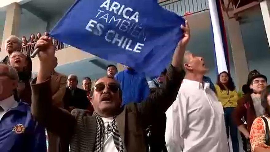 Bolívia nem kap tengeri kijáratot