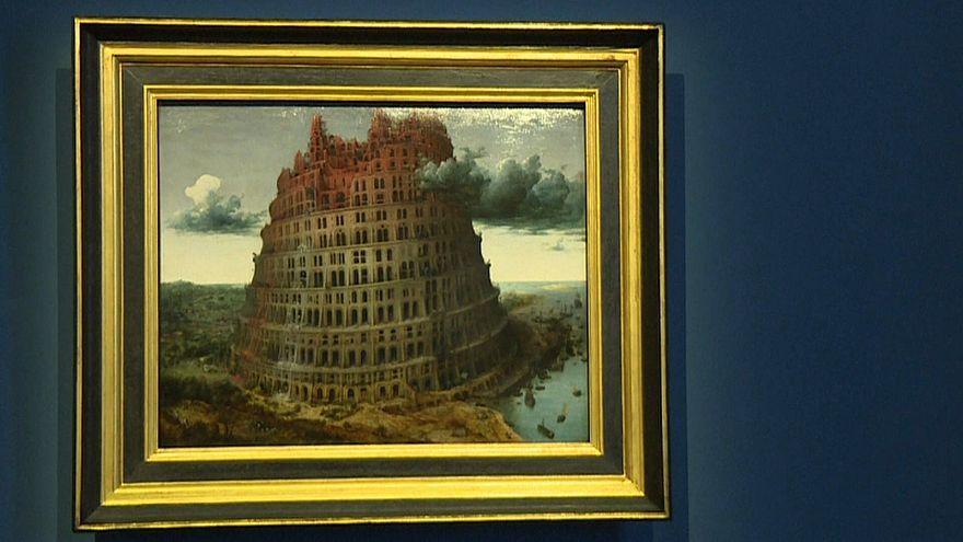 Έκθεση με έργα του Πίτερ Μπρίγκελ στο Μουσείο Ιστορίας της Τέχνης στη Βιέννη