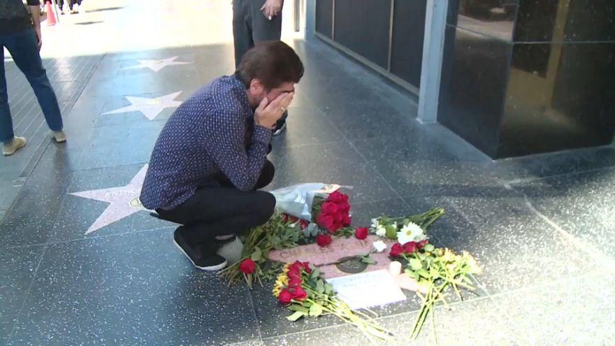 Aznavour, d'Hollywood à Erevan, les hommages