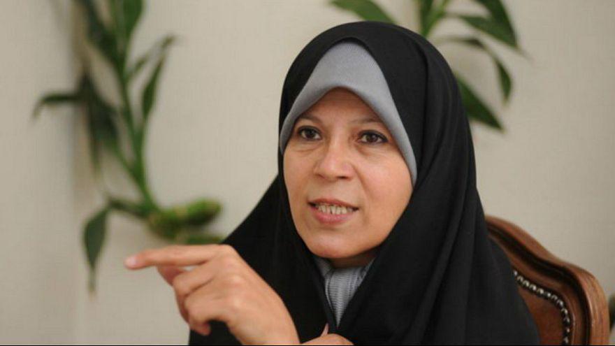 فائزه هاشمی در گفتگو با یورونیوز: پیغام داده اند ساکت باشم