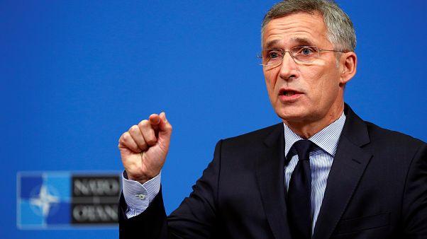 Στόλτενμπεργκ προς ΠΓΔΜ: Στο ΝΑΤΟ μόνο με τη Συμφωνία των Πρεσπών