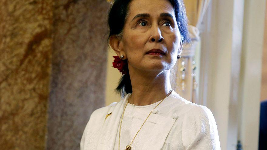 Nobel son sözü söyledi: Suu Çii'nin barış ödülü geri alınmayacak