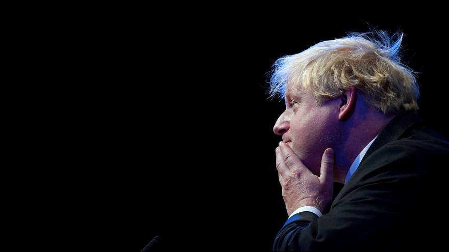 بوریس جانسون وزیر خارجه سابق بریتانیا