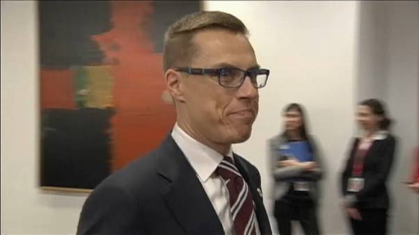 Stubb set to launch candidacy for President of the EU Commission.