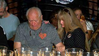 A tavalyi tömegmészárlás áldozataira emlékezett Las Vegas