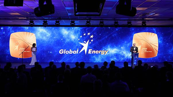 Прямая трансляция церемонии награждения «Глобальная энергия» из России