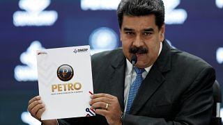 """Nicolás Maduro: """"¡Bienvenido petro!"""""""