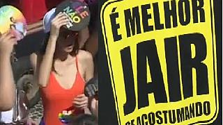 Spannendes Wahlfinale in Brasilien