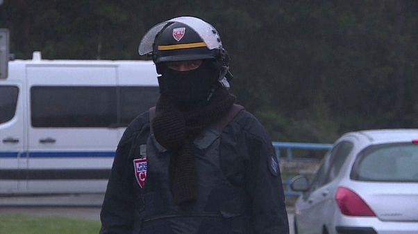 Operación antiterrorista en Francia contra una asociación islámica chií