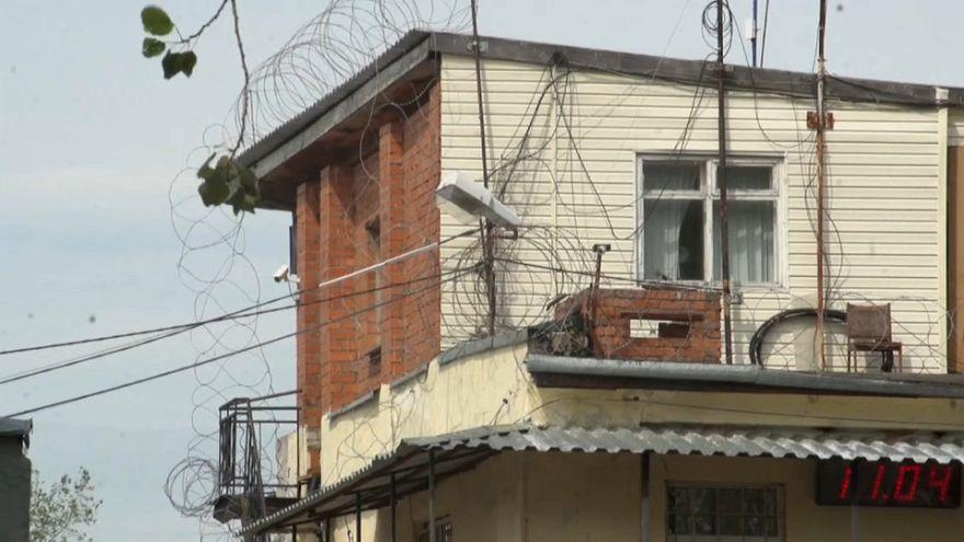 Vítima de tortura em prisão russa libertado