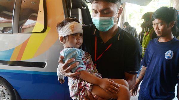 Индонезия: в надежде на чудо