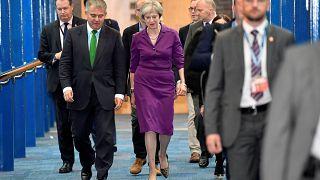 """Brexit : """"la fin de la libre circulation une bonne fois pour toutes"""""""