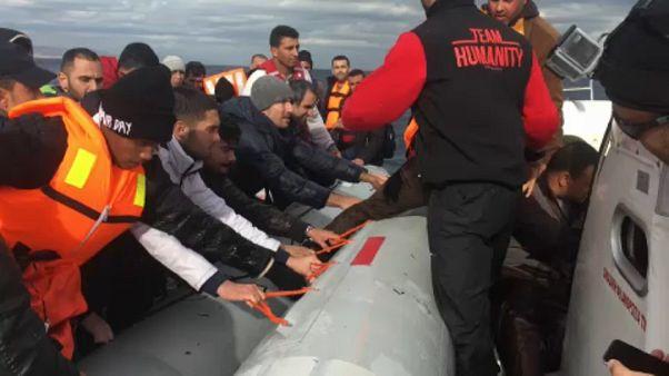 Debate over wiggle room of NGOs helping migrants
