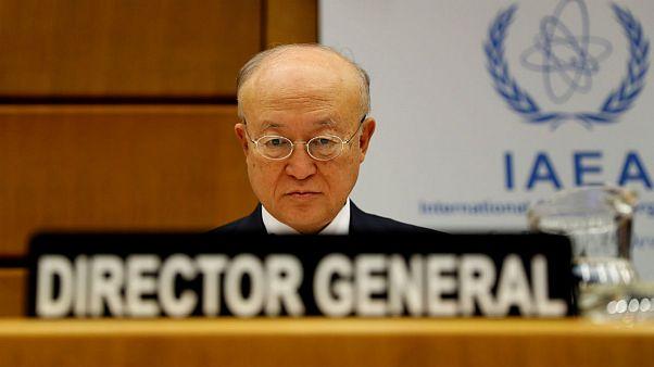AEA Director General Amano