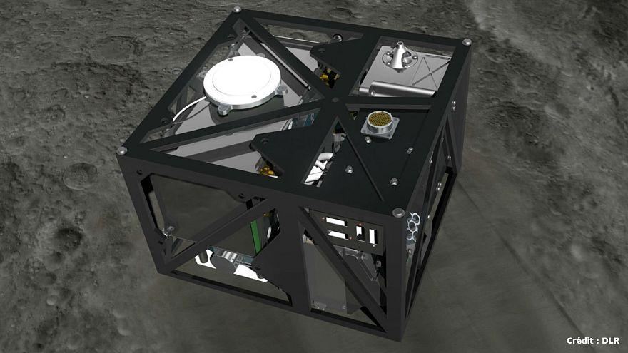 Espace : l'atterrisseur Mascot se prépare pour son grand saut vers l'astéroïde Ryugu