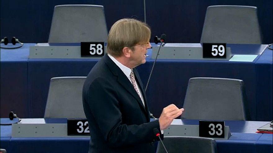 Feldühítették az európai képviselőket a brit vezetők