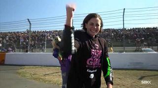 Ana Carrasco, campeona histórica